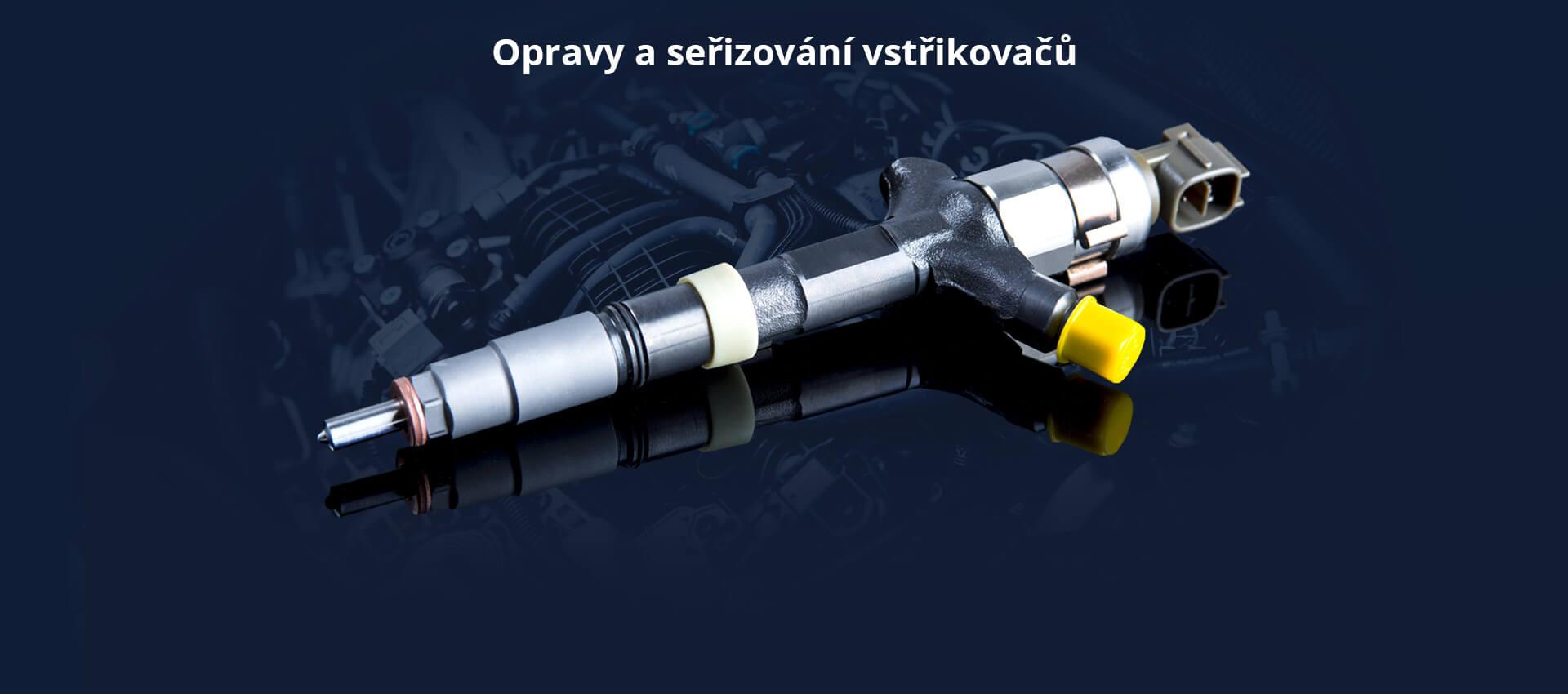 Opravy a seřizování vstřikovačů Autodiesel Laszák